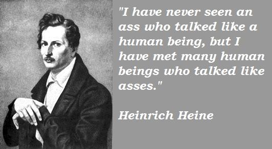 Heinrich Heine's quote #8