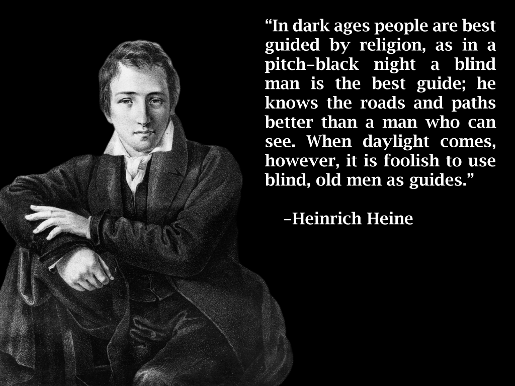 Heinrich Heine's quote #7