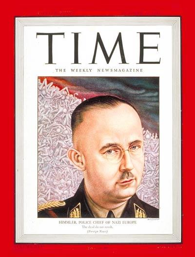 Heinrich Himmler's quote #6
