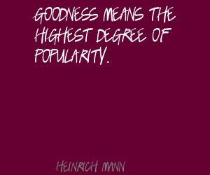 Heinrich Mann's quote #2