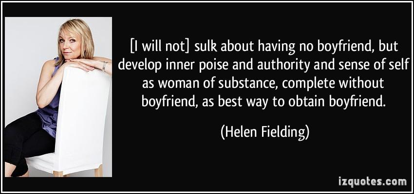 Helen Fielding's quote #6