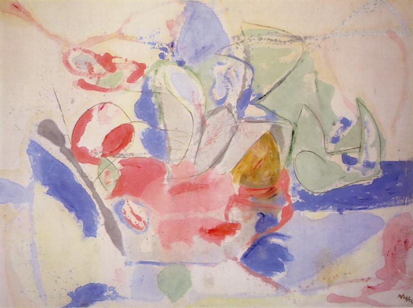 Helen Frankenthaler's quote #3