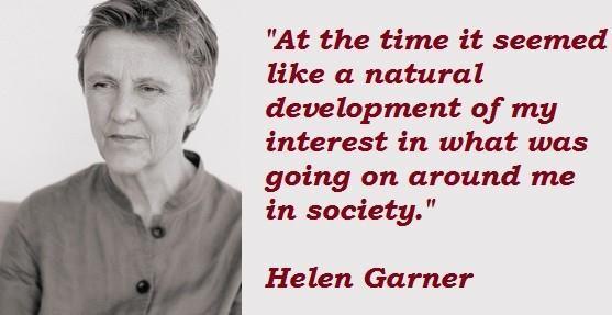 Helen Garner's quote #1