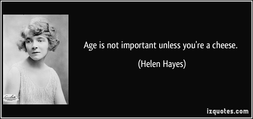 Helen Hayes's quote #1