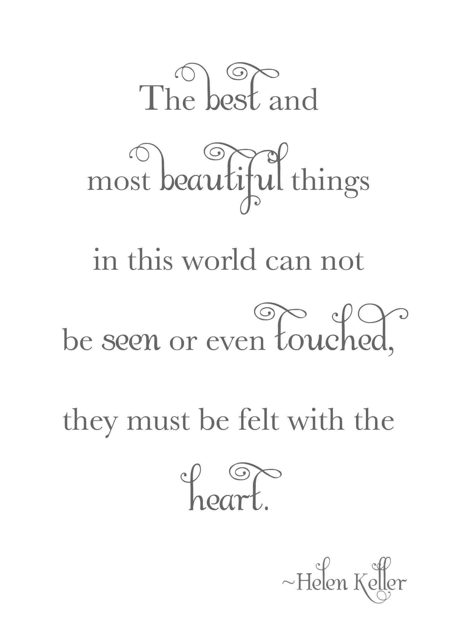 Helen Keller's quote #5