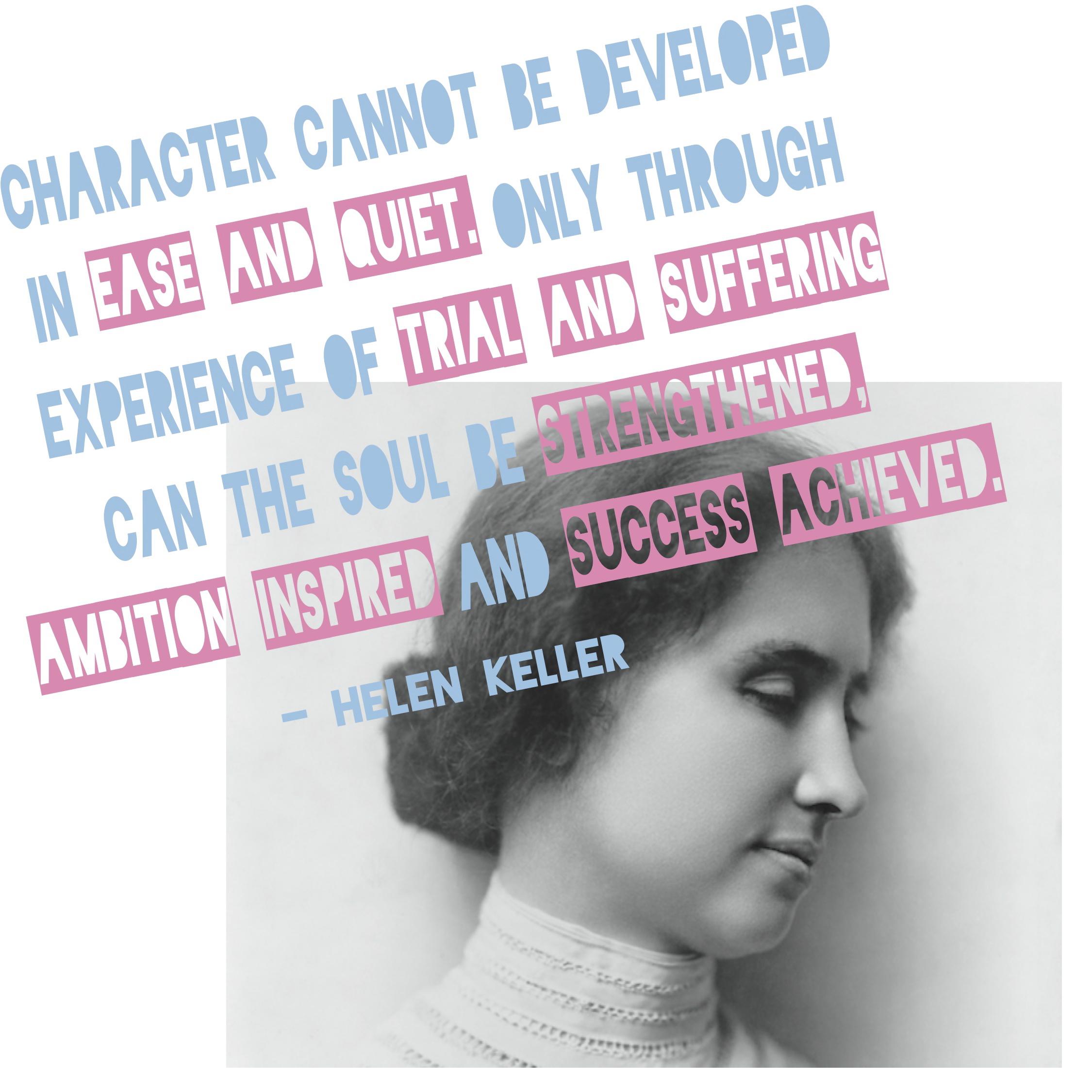 Helen Keller's quote #7