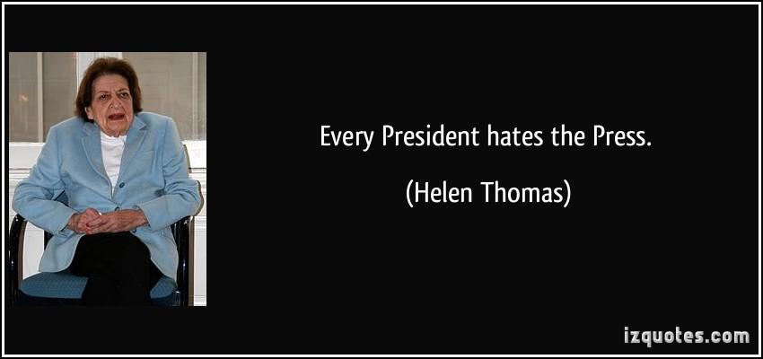 Helen Thomas's quote #5