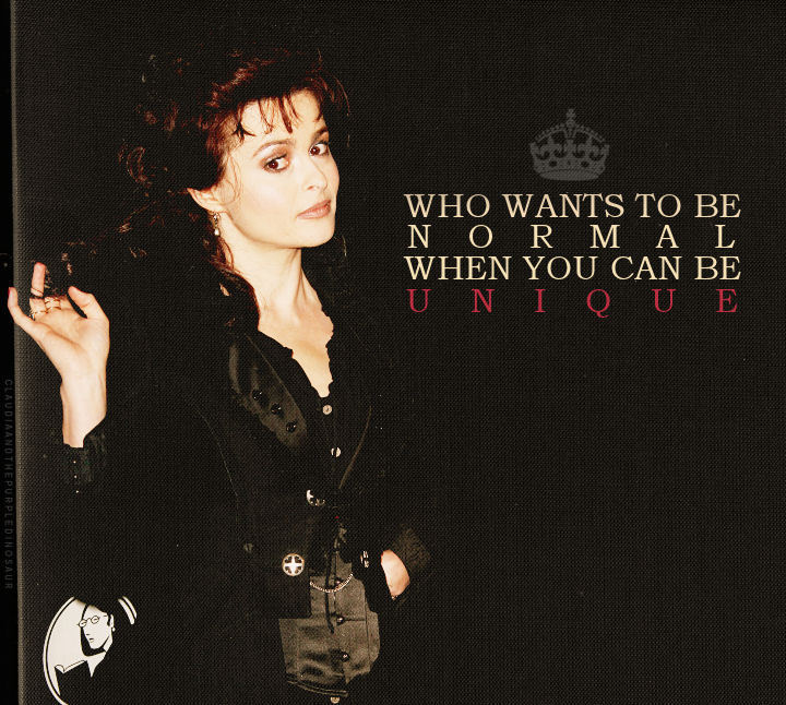 Helena Bonham Carter's quote #1