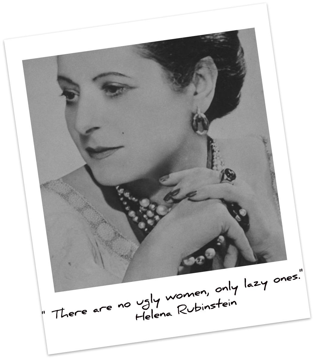 Helena Rubinstein's quote #3