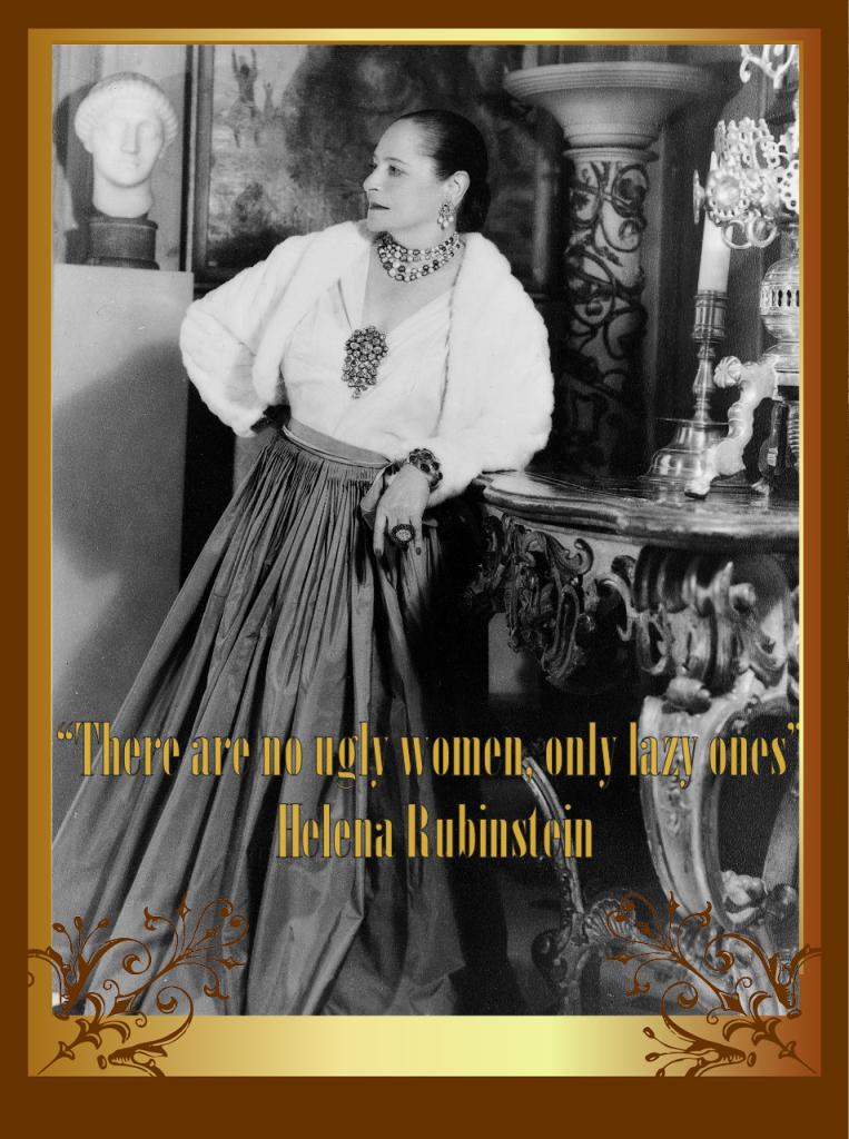 Helena Rubinstein's quote #4