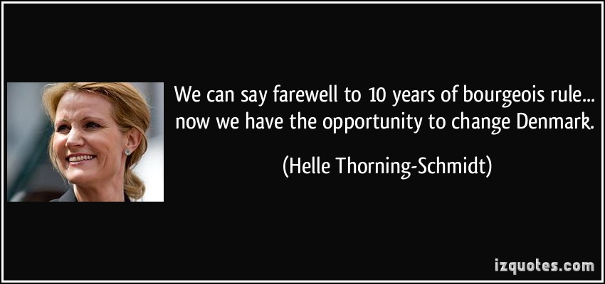 Helle Thorning-Schmidt's quote #6