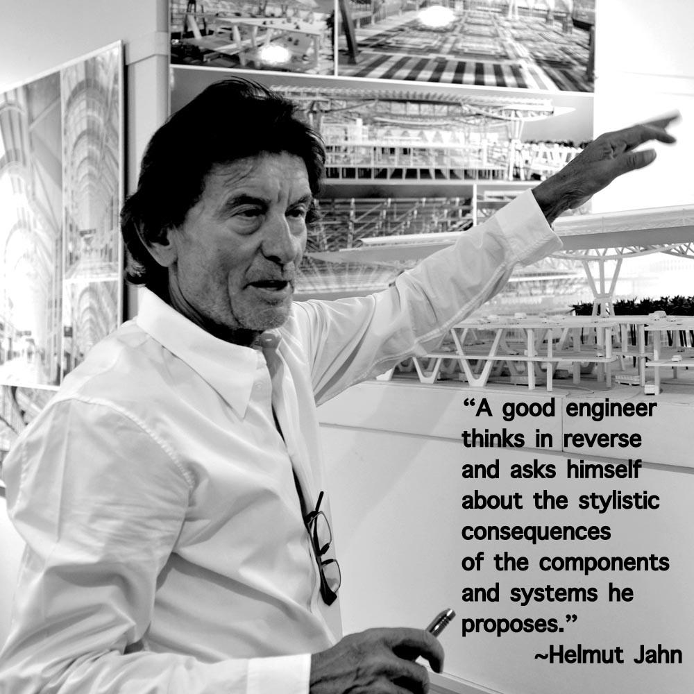 Helmut Jahn's quote #3