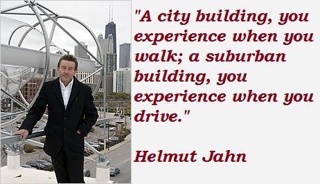 Helmut Jahn's quote #4
