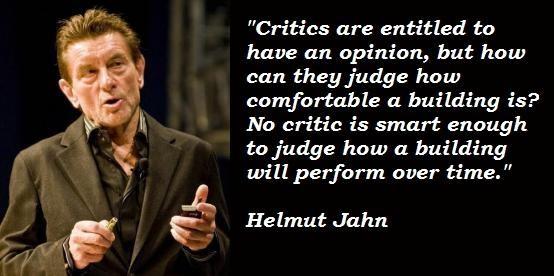 Helmut Jahn's quote #5