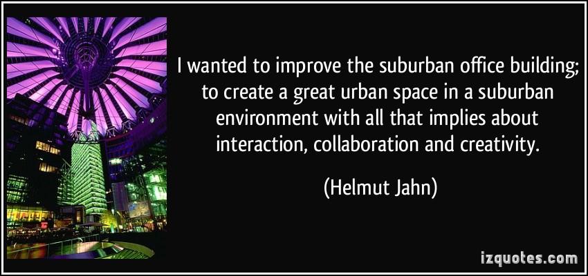 Helmut Jahn's quote #2