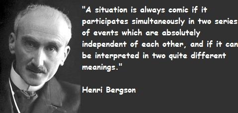 Henri Bergson's quote #1
