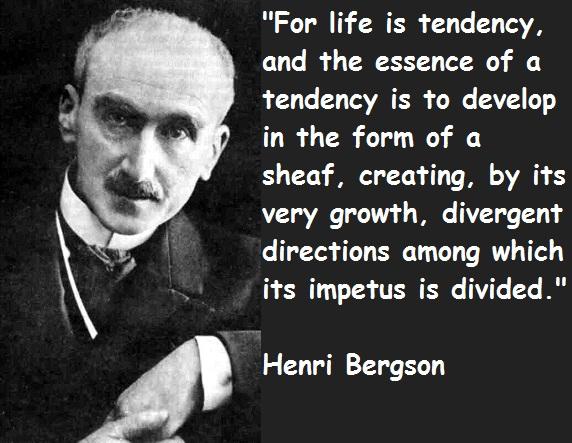 Henri Bergson's quote #3