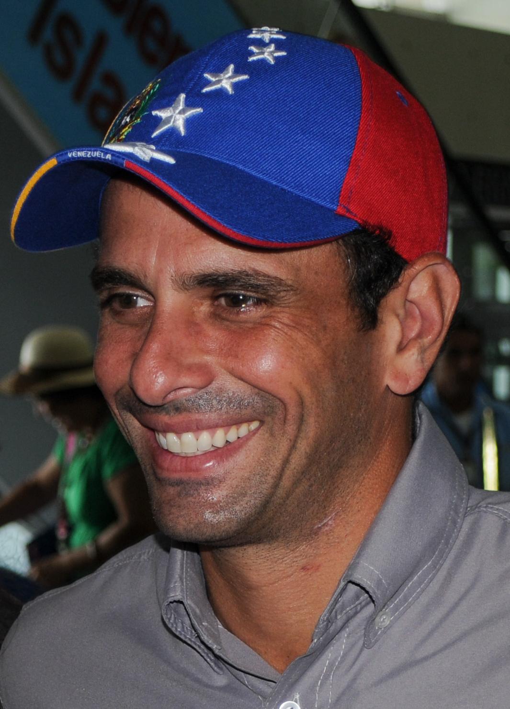 Henrique Capriles Radonski's quote #4