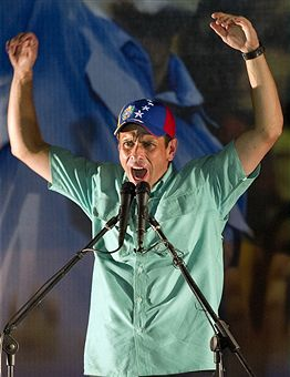 Henrique Capriles Radonski's quote #2