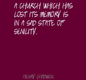Henry Chadwick's quote #2