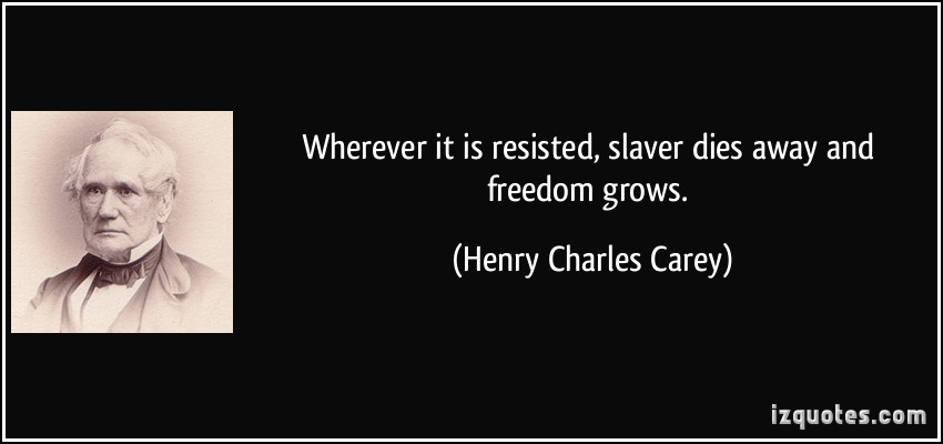 Henry Charles Carey's quote #3