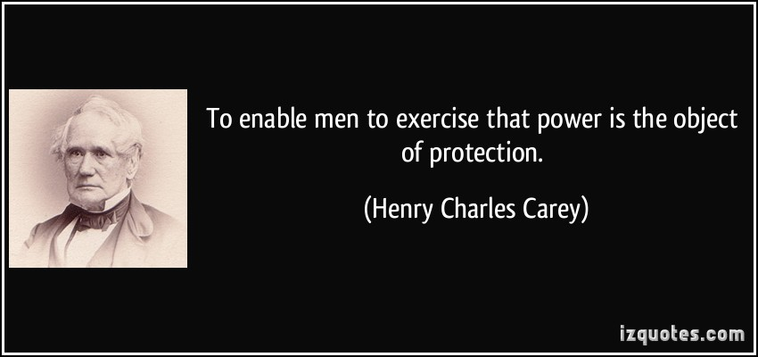 Henry Charles Carey's quote #7