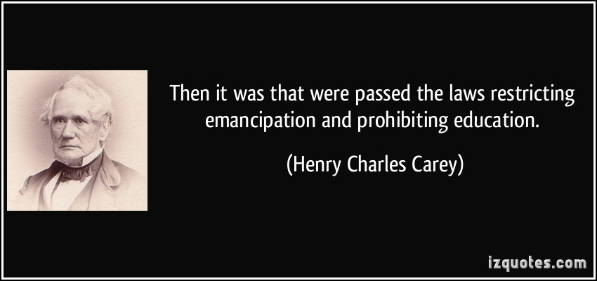 Henry Charles Carey's quote #8