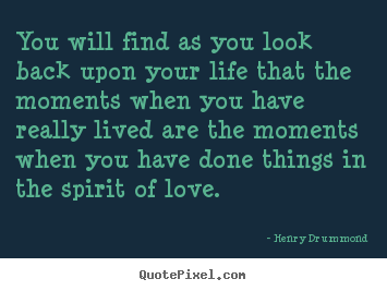 Henry Drummond's quote #2