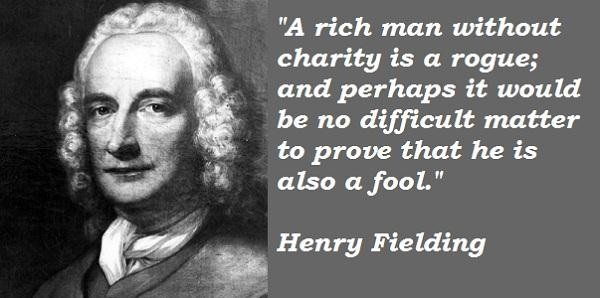 Henry Fielding's quote #7