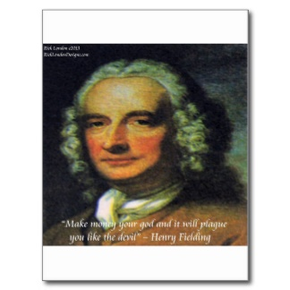 Henry Fielding's quote #3