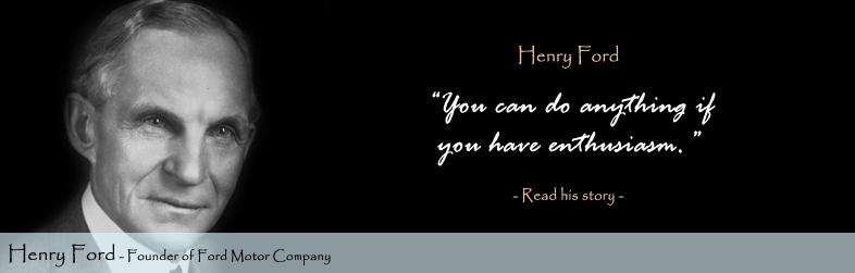 Henry Ford quote #1