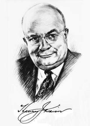 Henry J. Kaiser's quote #4