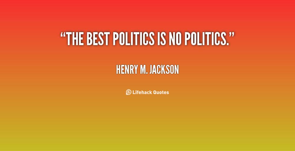 Henry M. Jackson's quote