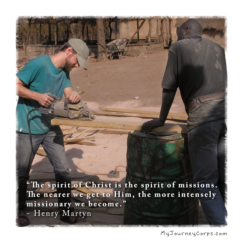 Henry Martyn's quote