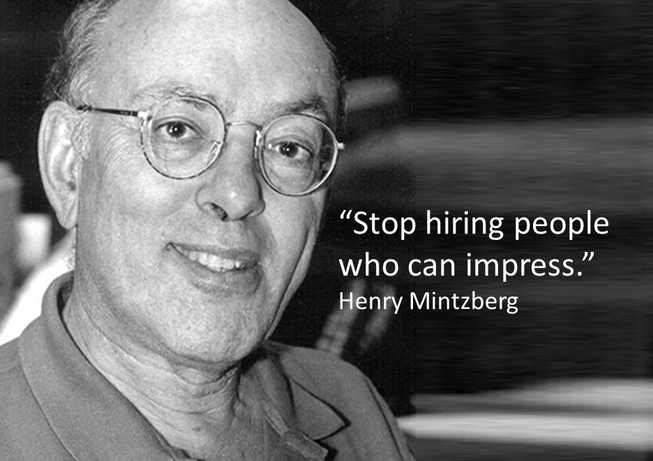 Henry Mintzberg's quote #3