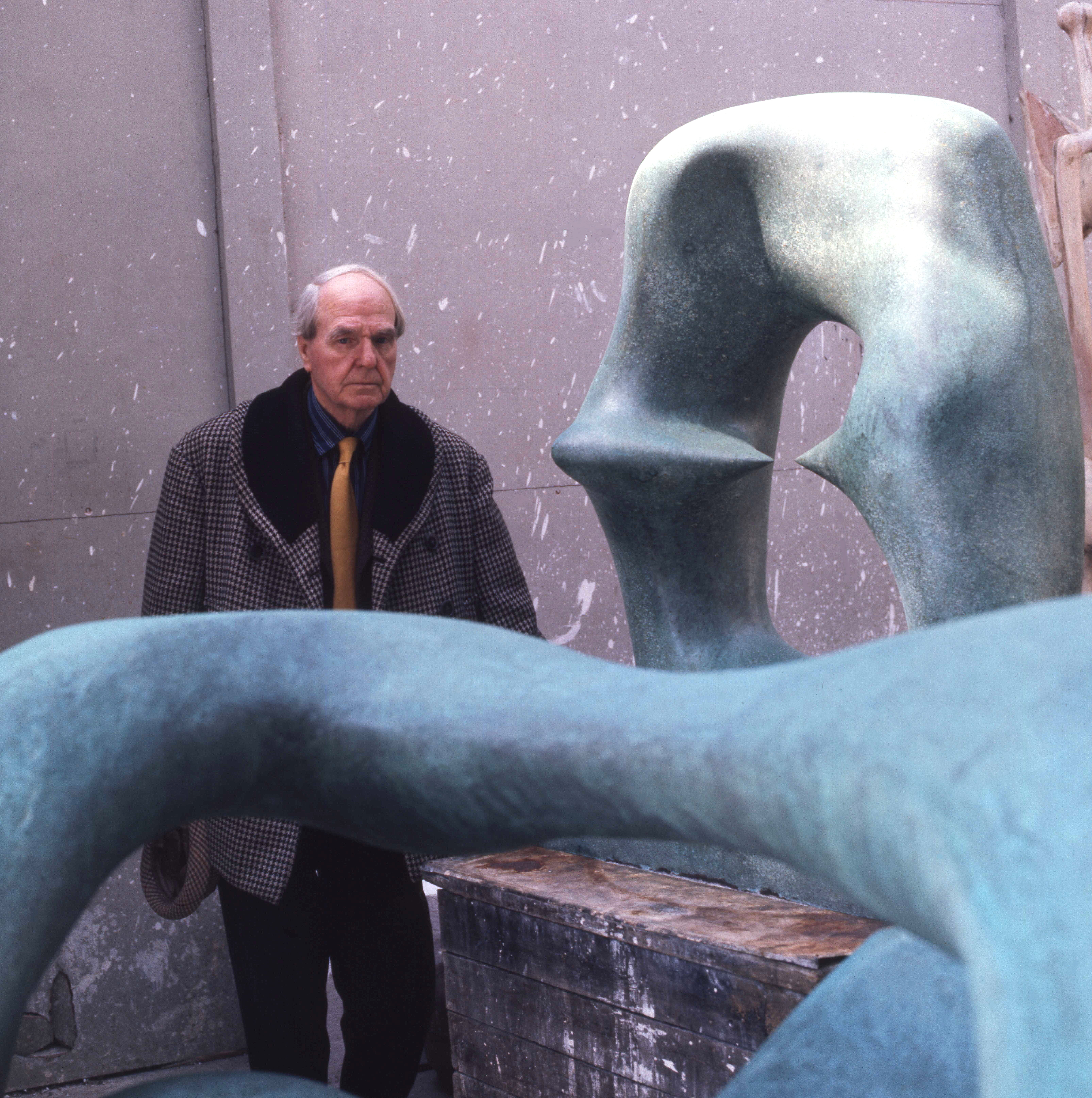 Henry Moore's quote #6
