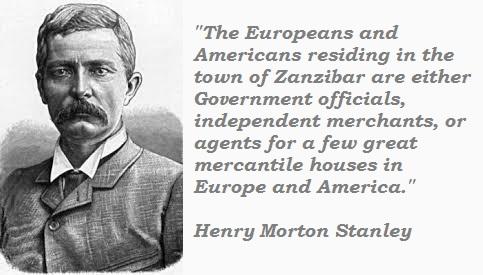 Henry Morton Stanley's quote #3