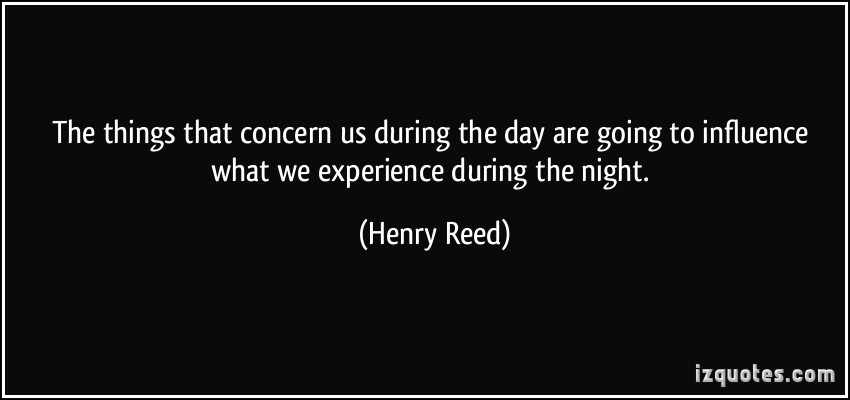 Henry Reed's quote #8