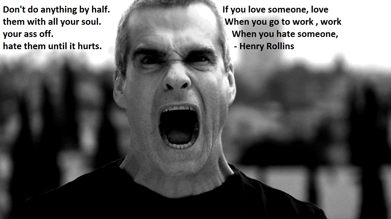 Henry Rollins's quote #8
