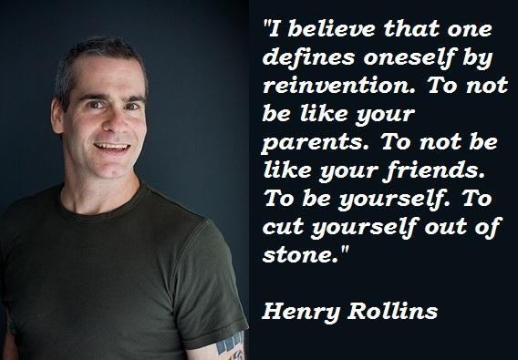 Henry Rollins's quote #3