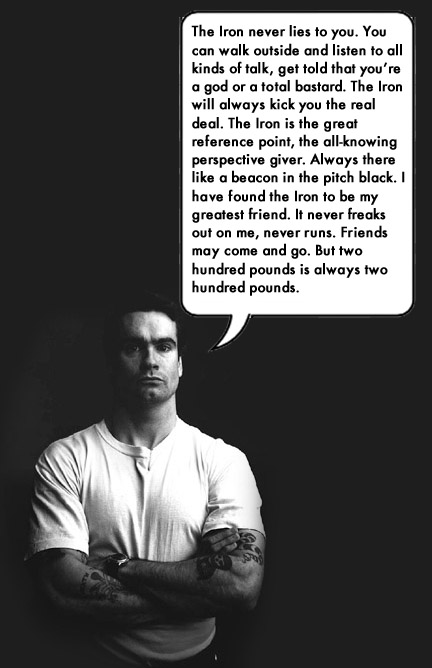 Henry Rollins's quote #1