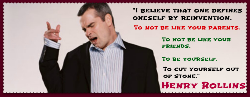 Henry Rollins's quote #2