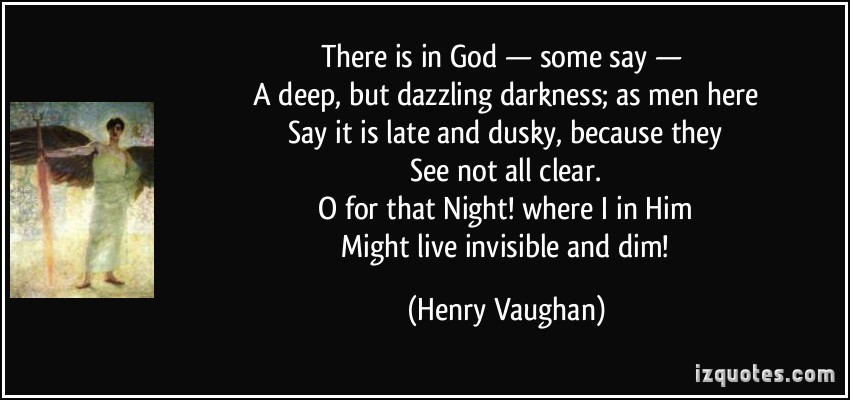 Henry Vaughan's quote #1