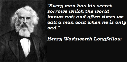Henry Wadsworth Longfellow's quote #8