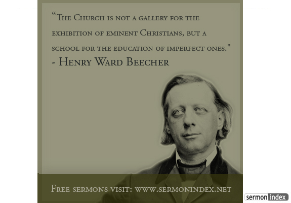 Henry Ward Beecher's quote #8