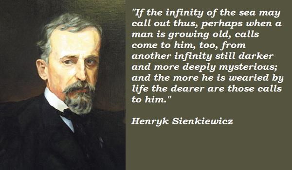 Henryk Sienkiewicz's quote #2