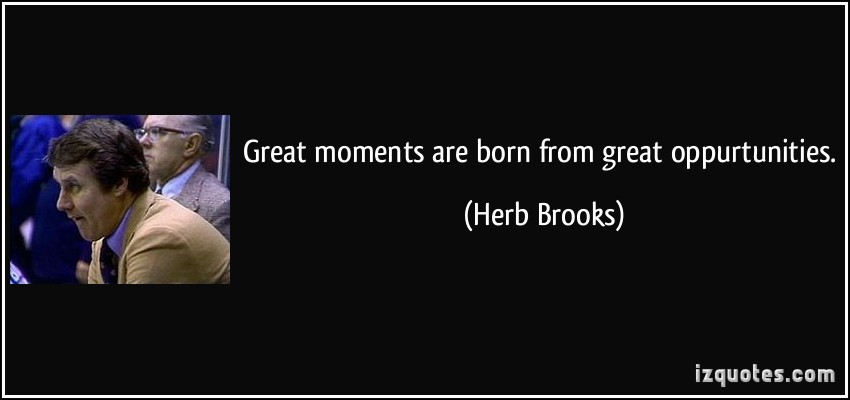 Herb Brooks's quote #2