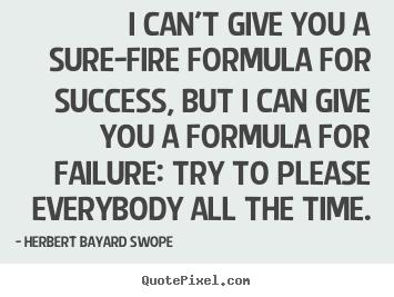 Herbert Bayard Swope's quote