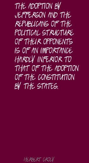 Herbert Croly's quote #7
