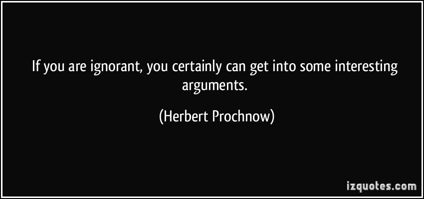 Herbert Prochnow's quote #3
